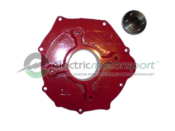 ECHO / SCION Adapter Plate w/ Hub for WARP, HPEV AC31 / AC50 / AC75 and ADC Motors