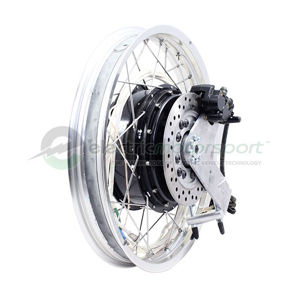 Enertrac Mhm602 Brushless 10kw Hub Motor