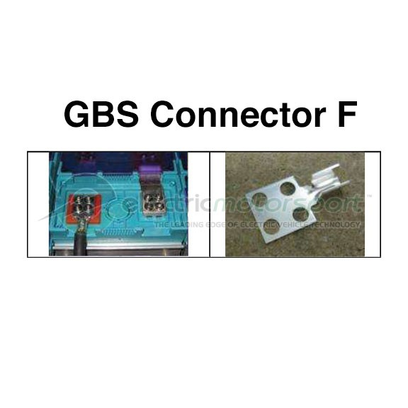 GBS Terminal Lug F for 8 AWG to 6 AWG Cable