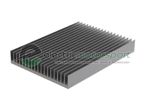 "12"" Aluminum Heat Sink for Sevcon Gen4 Size 6 Controller"