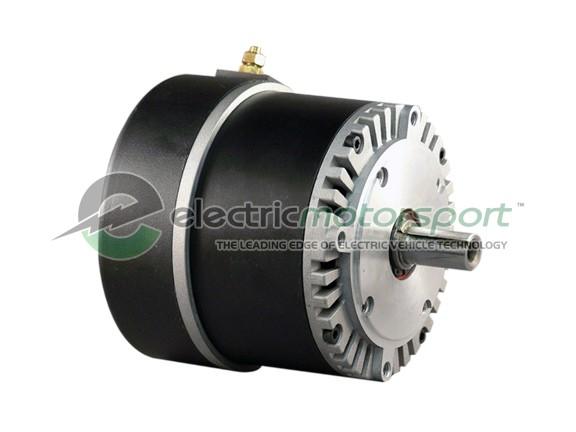 Motenergy ME0909 PMDC Motor, 12-48V, 4 hp cont, 12.8 hp pk