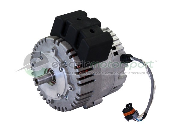 Motenergy ME1115 Brushless Motor 24-96V, 5000RPM, 12 kW cont, 30 kW pk
