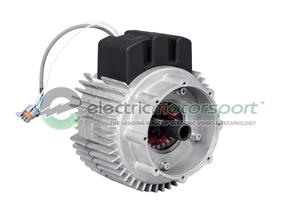 ME1202 Brushless Motor 24-72V, 6500 RPM, 10 kW cont, 24 kW pk, ATV / Golf Car / NEV Mount