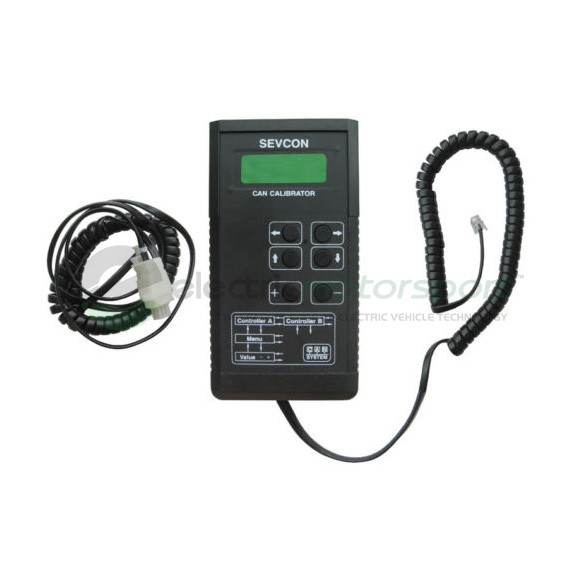 Sevcon PowerpaK SC2000 Hand-held OEM Super CAN Calibrator 662/14063