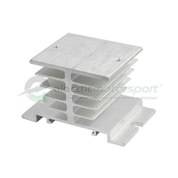 Aluminum Heat Sink for Solid State Relay (SSR)