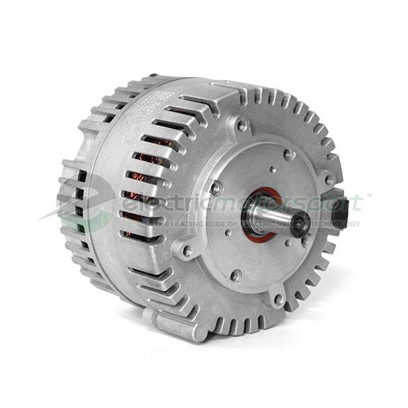 Motenergy ME1117 PMAC Motor, 24-48V, 6 hp cont, 19 hp pk