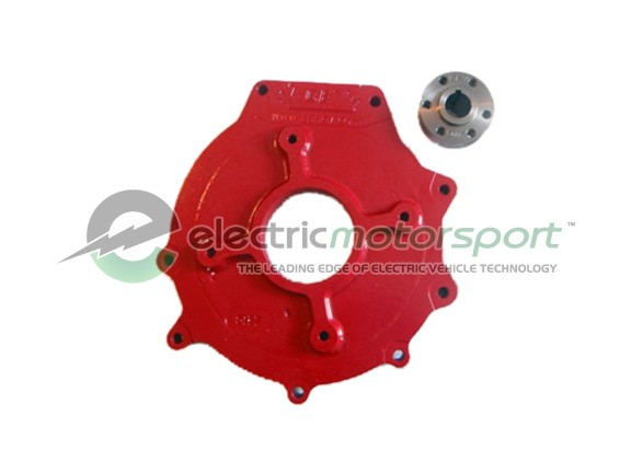 VW NEW BEETLE Adapter Plate w/ Hub for WARP, HPEV AC31 / AC50 / AC75 and ADC Motors