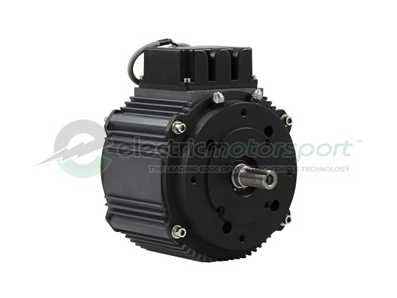 DLC-28 Brushless 15 kW Cont. / 38 kW Pk. Liquid-Cooled PMAC Motor 24-120V