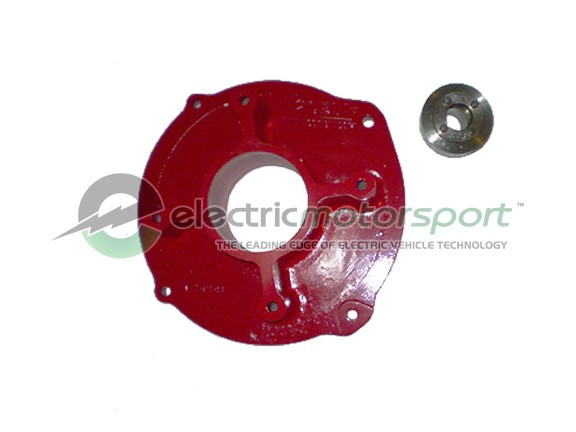 VW AIR COOLED Adapter Plate w/ Hub for WARP, HPEV AC31 / AC50 / AC75 and ADC Motors