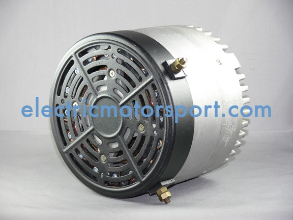 Motenergy me0709 pmdc motor 24 72v 8 hp cont 19 hp pk for Perm 132 motor for sale