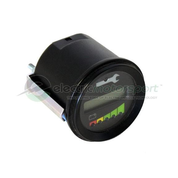 Curtis 840 6-LED Dash Display