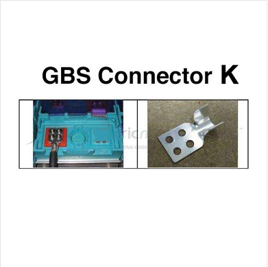 GBS Terminal Lug K for 200 Ah - 4 AWG to 2/0 AWG