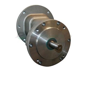 Aluminum Gear Reducer 2:1, C-Face