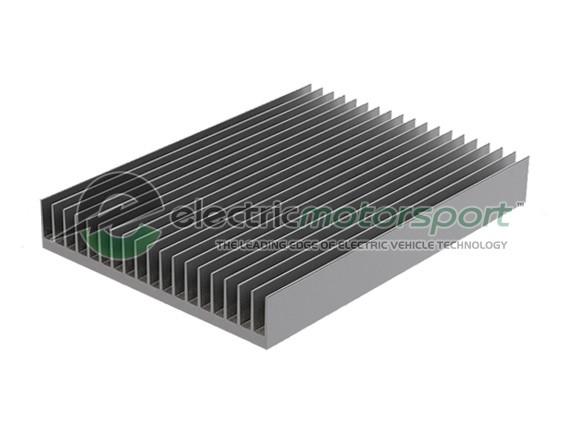"12"" Aluminum Heat Sink for Sevcon Gen4 Size 6 Controller"