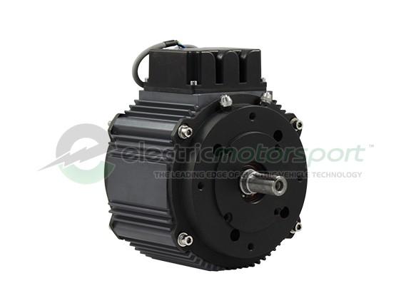 DLC-28 Brushless 15 kW Cont. / 38 kW Pk. Liquid-Cooled PMAC Motor 24-120V