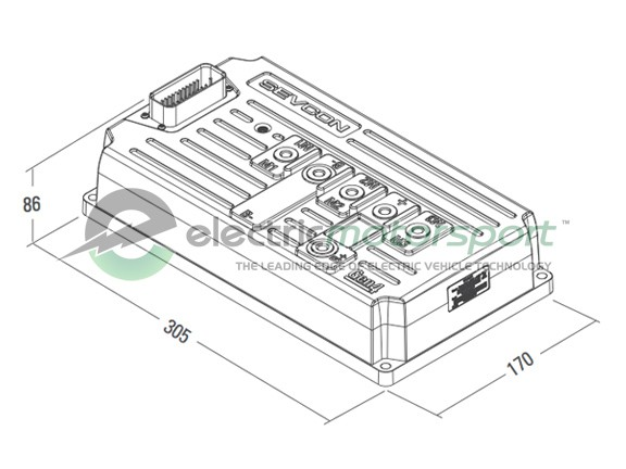 Sevcon Advance Ac Motor Wiring Schematic. Ac Motor Repair ... on