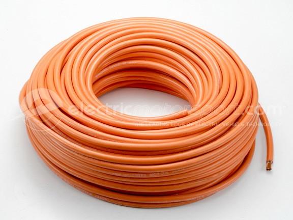 welding wire 1 6 ga insulated copper wire ev standard orange 2 Conductor Wire orange welding cable 2 awg