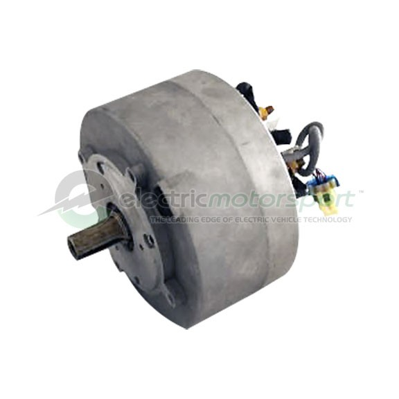 Motenergy ME0201013601 Enclosed PMAC Motor, 12-96 VDC, 17 hp pk