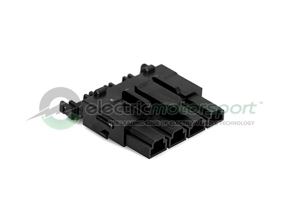 Sevcon DC-DC Converter 4-Pos Molex Connector and Contacts Kit