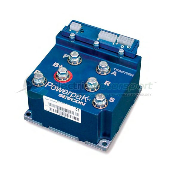 Sevcon PowerpaK SEM 48V 500A Controller P/N 632S45622